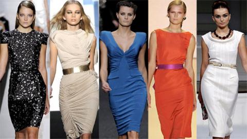 Выкройка основы платья. Поша…
