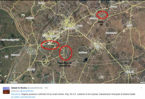 Почему молчат Сатановский, Соловьев, Эскин и Кедми, когда Израиль бомбит Сирию?