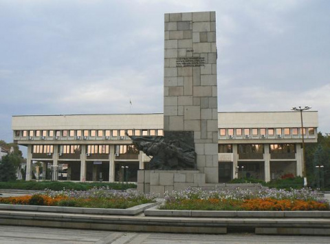 Площадь Видина