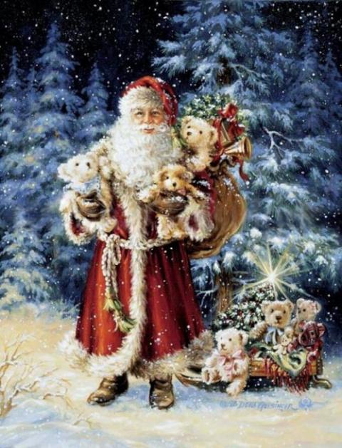 Про рождество и Новый год. Х…