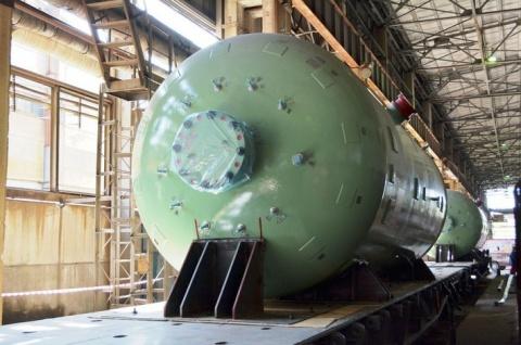 Компания «АЭМ-технологии» отгрузила ёмкости системы безопасности для Белорусской АЭС