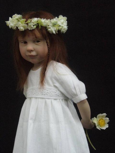 Прелестные куклы от Лоуренс Руэ