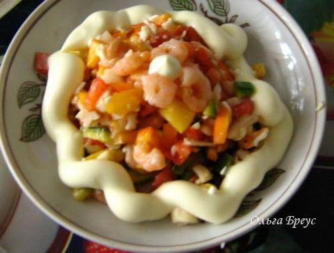 Праздничная подборка салатов