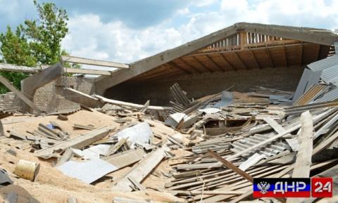 """Украинские силовики ударили """"хлебным перемирием"""" по Докучаевску"""