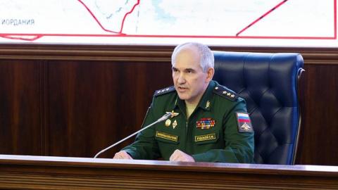 Все участники деблокирования военной полиции в «Идлибе» представлены к госнаградам— Генштаб ВС РФ
