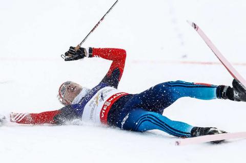 Еще троих российских лыжнико…