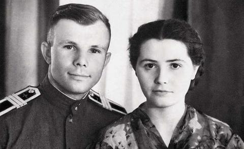 Эти тайны вдова Юрия Гагарин…