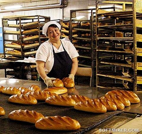 Тот самый советский хлеб!