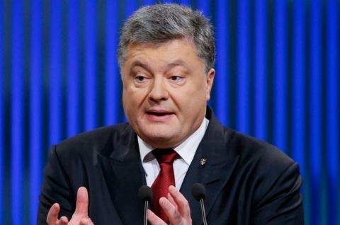 Пётр Порошенко: война на два фронта. Yurasumy