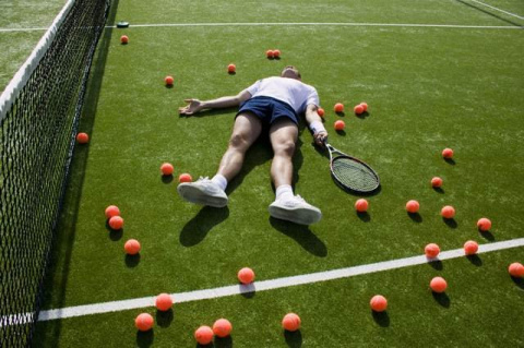 Спортивное настроение.