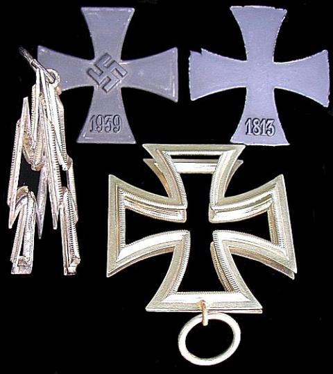 Производство наградных знаков в Третьем Рейхе