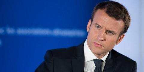 «Не сближаться с господином Путиным»: что говорил о России новый президент Франции Макрон