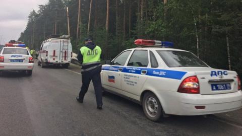 Шесть человек погибли в крупном ДТП в Туве