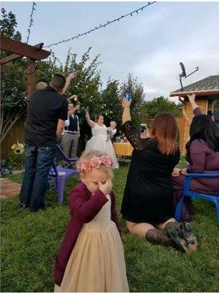 Дети на свадьбе — это неверо…