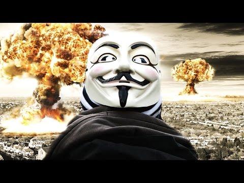 New York Post опубликовал зловещее предупреждение хакеров Anonymous о Третьей мировой