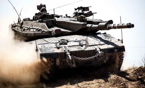 Смертельное оружие евреев: чем воюет Израиль
