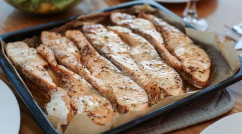 Вкусная рыба — правильно зам…