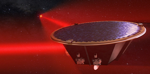 ESA: «С помощью гравитационн…
