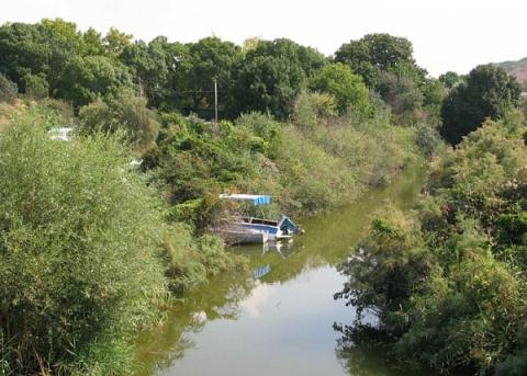 На реках Крыма