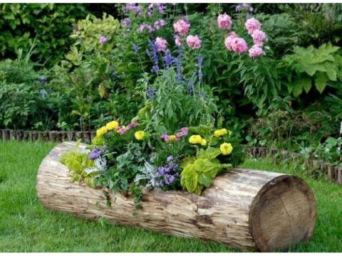 Интересные решения для контейнерного садоводства