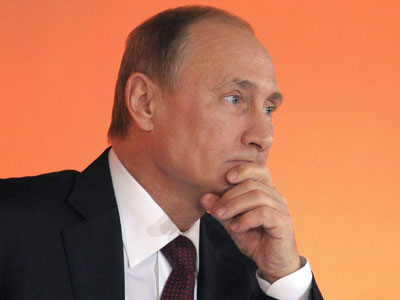 Путин - один против всех
