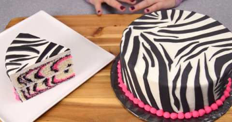 Этот торт — произведение искусства