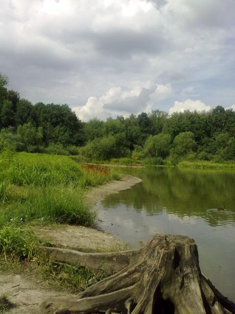 Старая дорога Владимирка