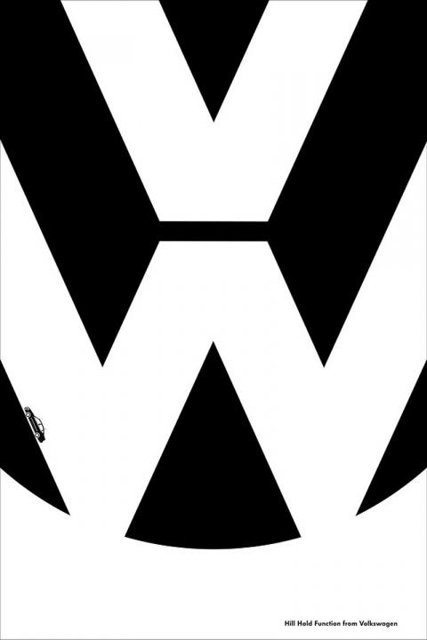 Графика Volkswagen
