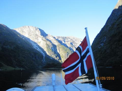 норвежский флаг