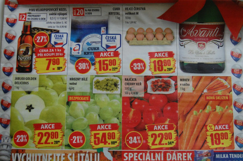 чешские продукты
