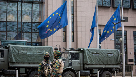 Соединённые Штаты Европы: старая идея с новыми очертаниями
