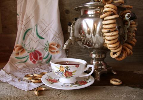 О самоварах и чаепитии...