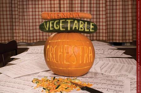 Музыка и … овощи. Творчество Венского овощного оркестра