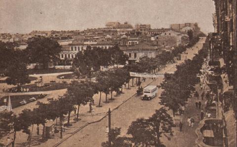 ПОСИДЕЛКИ ОДЕССКИЕ. Одесса, 1935 год