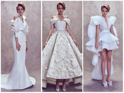 Ashi Studio Haute Couture осень-зима 2017-2018