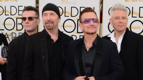 U2 Become Eligible for 2015 GRAMMYs by Releasing Limited-Edition 'Songs of Innocence' Vinyl