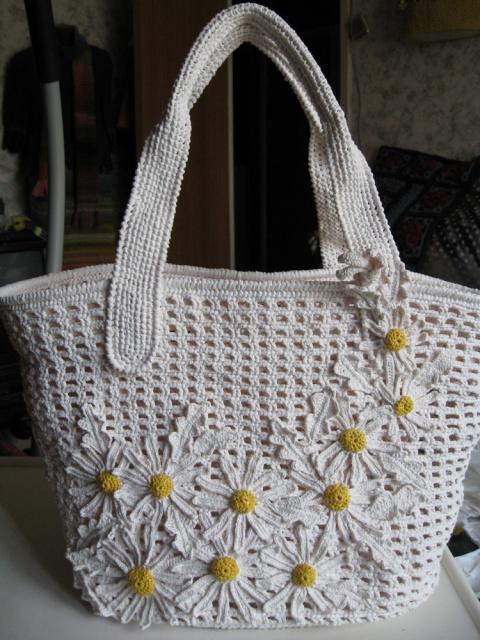 Схемы вышивки на сумки