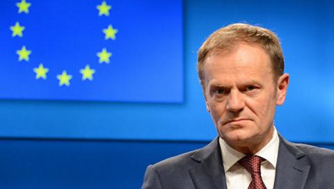 Глава Европейского совета: рекомендации по Brexit одобрены единогласно