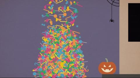 «Глупые способы умереть» отмечают Хэллоуин
