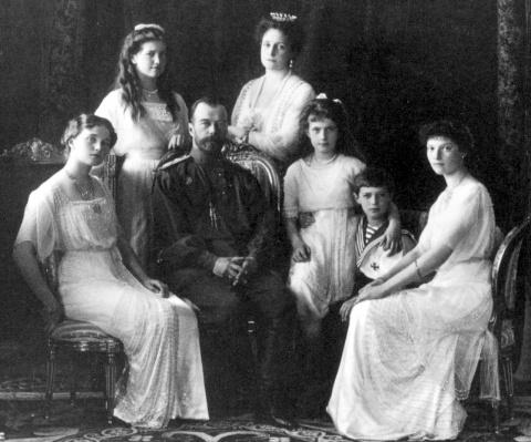 КРАХ ГОЛШТЕЙН-РОМАНОВЫХ (часть вторая)