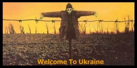 Украина: мусор-крысы-эпидеми…