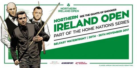 Northern Ireland Open 2017. …