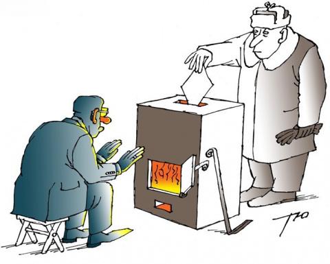Каргокульт демократии в России.