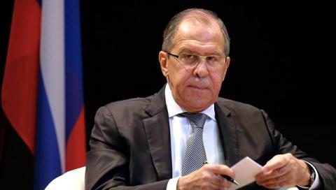 На Донбасс нужно вводить не силы ООН, а охрану ОБСЕ —  Лавров