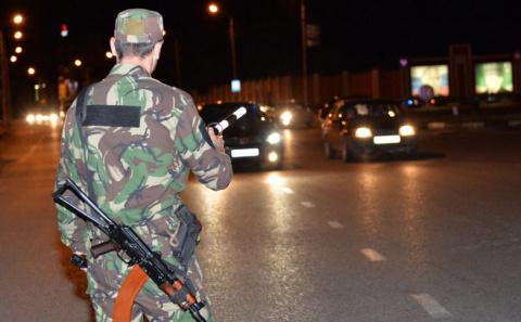 В Чечне застрелили начальник…