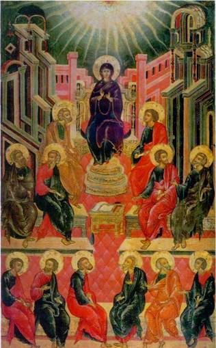 Русская живопись 17 века