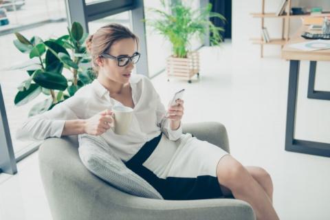 5 важных правил отдыха в напряжённый рабочий день