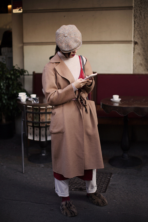 On the Street…Via San Marco, Milan