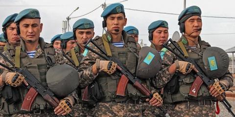 Казахстан и Киргизия опровергли информацию об отправке военных в Сирию