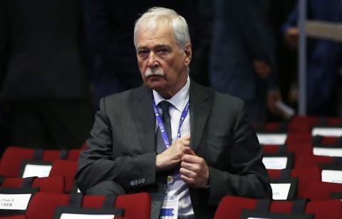 Грызлов: Донбассу нужно гото…